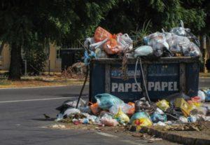 Qué es la contaminación de basura en las calles
