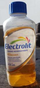 Qué sales se pierden cuando una persona sufre de deshidratación - Sodio