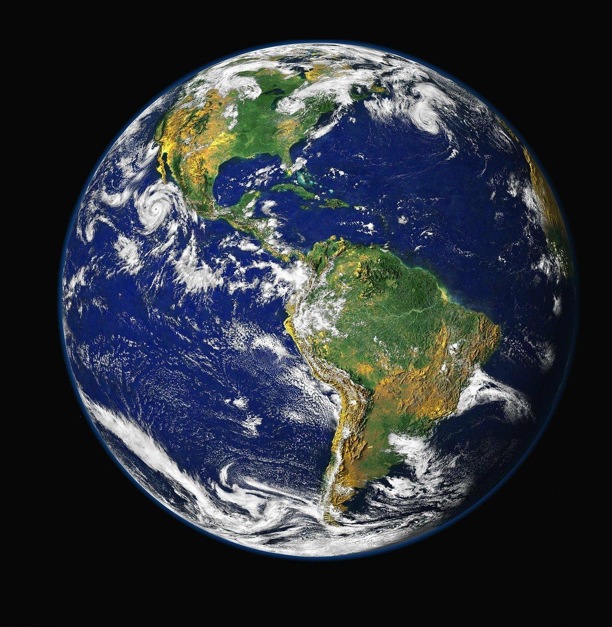 Qué es la rotación de la Tierra