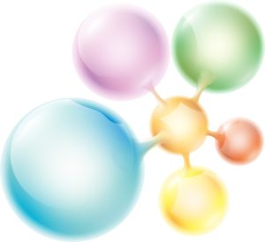 Niveles de la organización de la materia viva - Nivel atómico