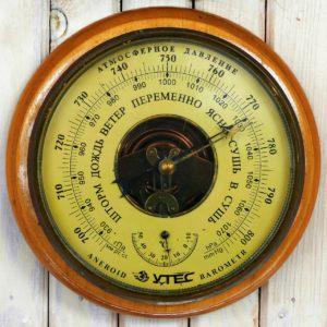 Instrumentos - Barómetro