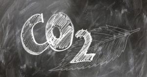 Incremento de dióxido de carbono en la atmósfera