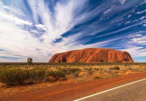 Dónde se ubica el clima de Australia geográficamente