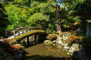 Qué características tiene el jardín japonés