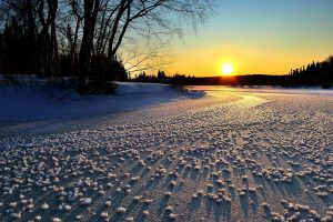 Clima gélido o glacial