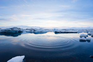 Qué características tiene el océano Ártico