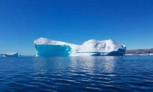 Cómo son las precipitaciones en la Antártida