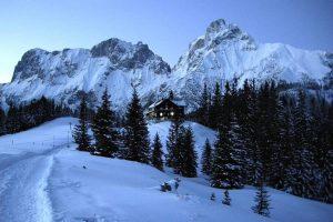 Cuánto duran el día y la noche en el clima alpino