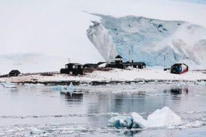Qué temperatura tiene la Antártida